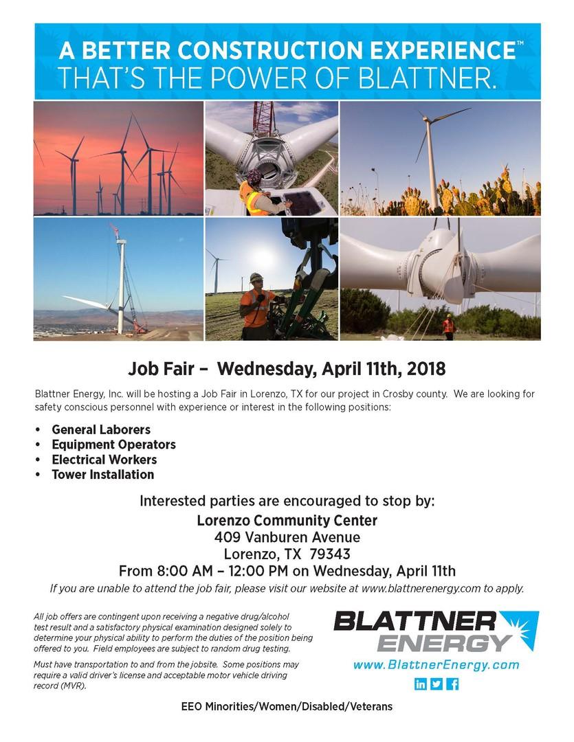 Blattner Energy Inc - Energy Etfs
